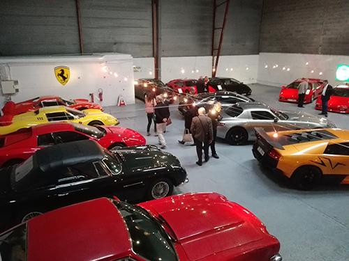 Automobile club de nice accueil for Garage jean behra